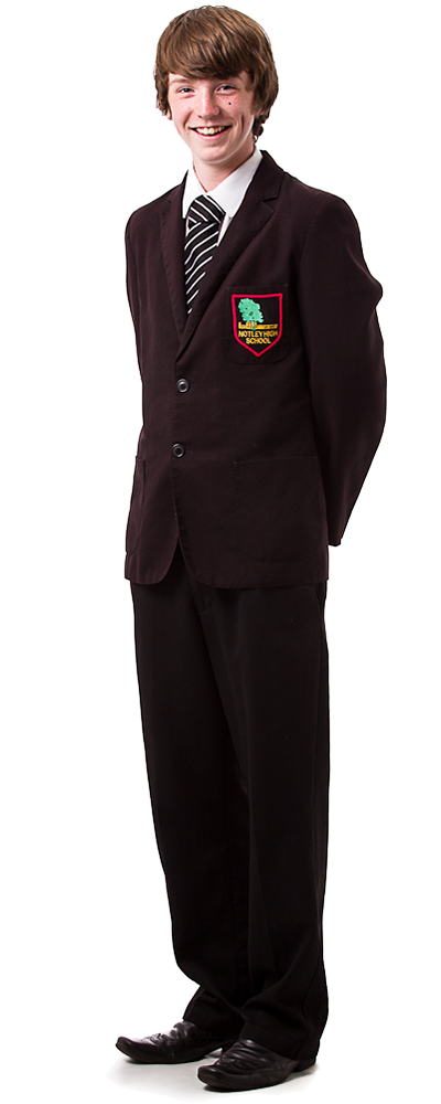 Uniform Male Upper School