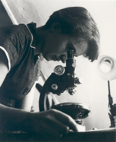 Rosalind Franklin - British scientist and the overlooked discoverer of DNA