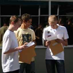 Exam Results 2005