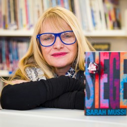 Sarah Mussi - Author Workshop