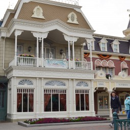 Disneyland Paris Trip 2015