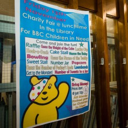 Children in Need Bazaar 2015