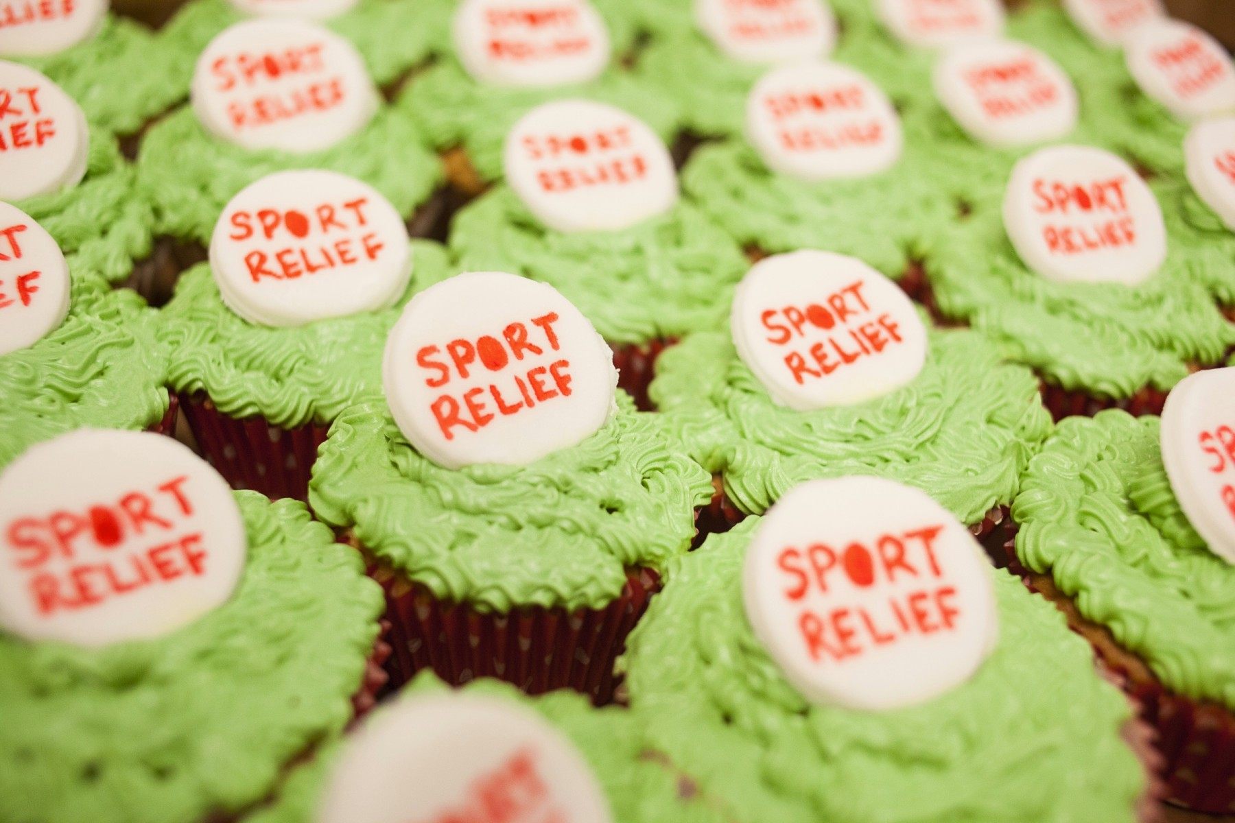 SportsReliefCakeSale210314  1 of 8