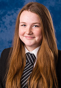 Holly Graysmark-Allen - Senior Prefect