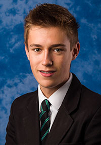 James Deane - Senior Prefect