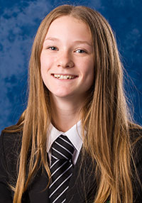 Polly Temple - House Captain