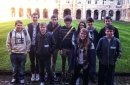 Year 10 students visit the University of Cambridge
