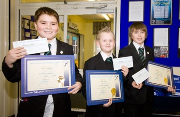 Jack Petchey Achievement Award – Winners
