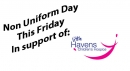 Non Uniform Day - Friday 06 July