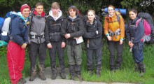 Silver DofE Practice Expedition