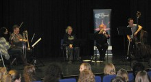 Royal Philharmonic Orchestra Visit Notley