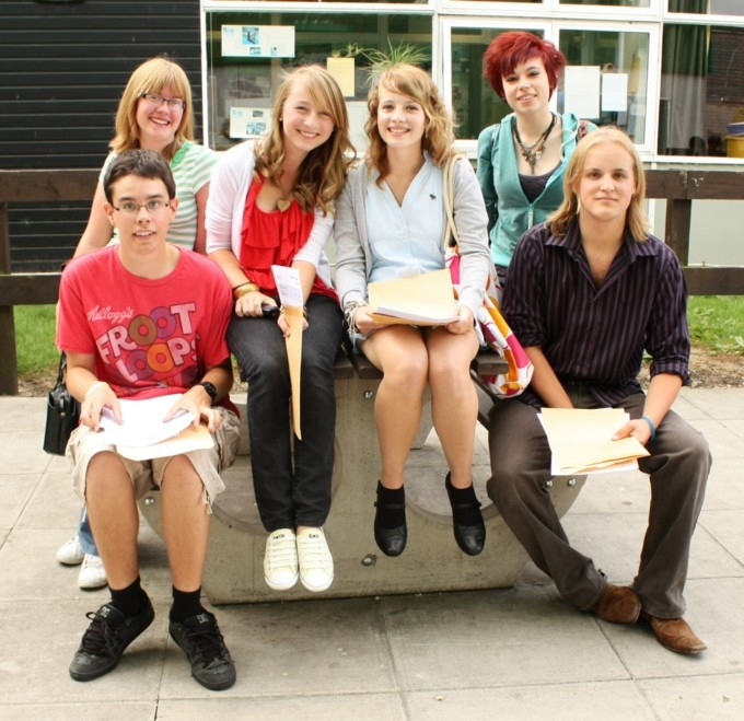 GCSE Results 2009