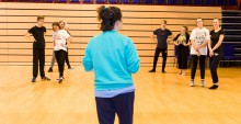 Year 12-13 Physical Theatre Workshop