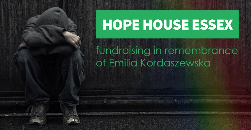 Fundraising in remembrance of Emilia Kordaszewska