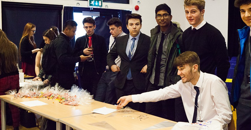 Year 12 Enterprise Fair