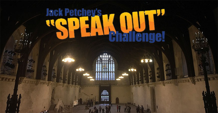 Jack Petchey Speak Out Challenge