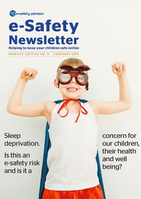 Parents' Online Safety Newletter Edition 9