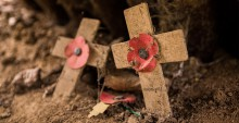 Students Mark Armistice Day 2016