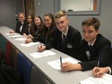 Year 10 Students at The Scholars Programme