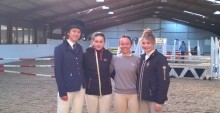 Continued Success for the Equestrian Team