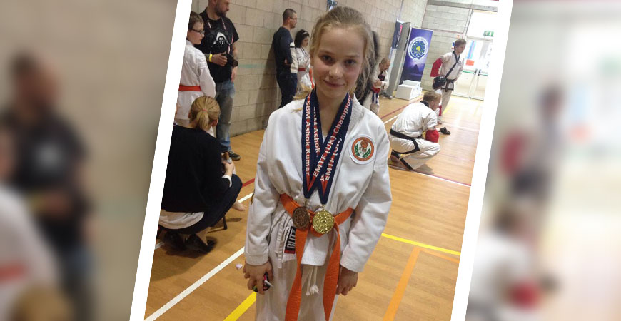 EMTF National Karate Championships