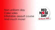 Red Nose Day - this Friday!