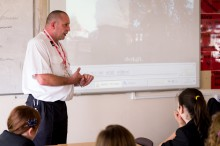 Fire Safety Course for Year 7.