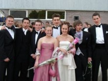 Year 11 Prom 2004