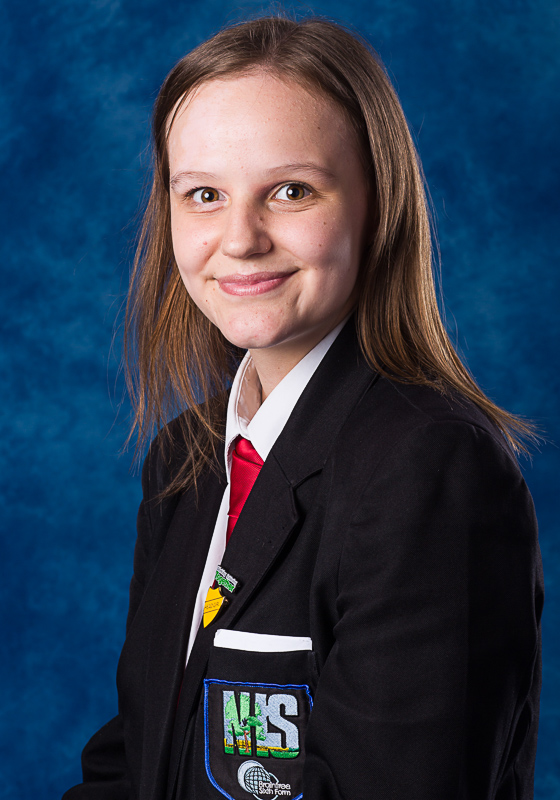 Kate Ager - Head Girl