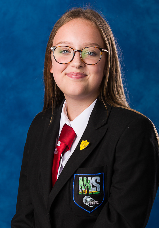 Millie Dowman - House Captain