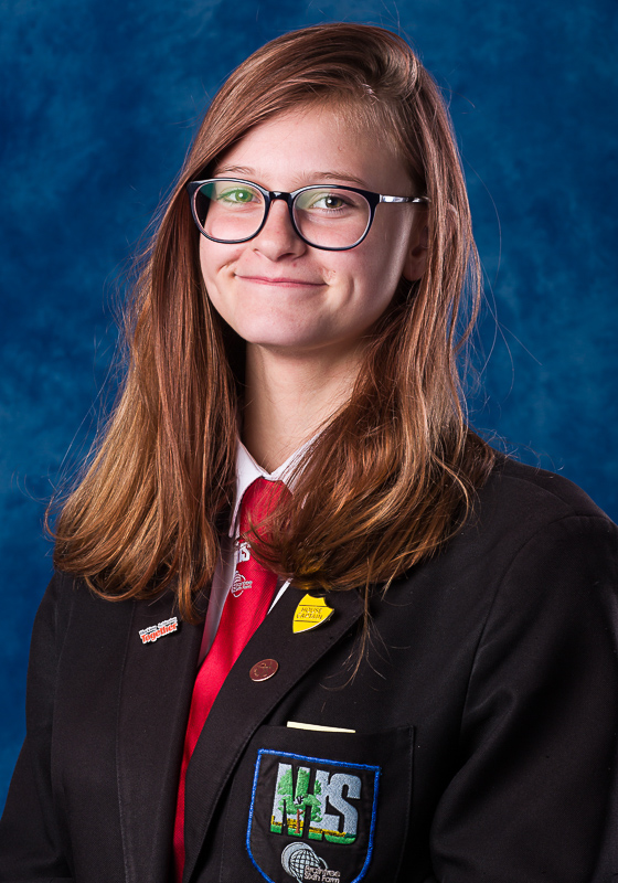 Jessica Forrester - House Captain