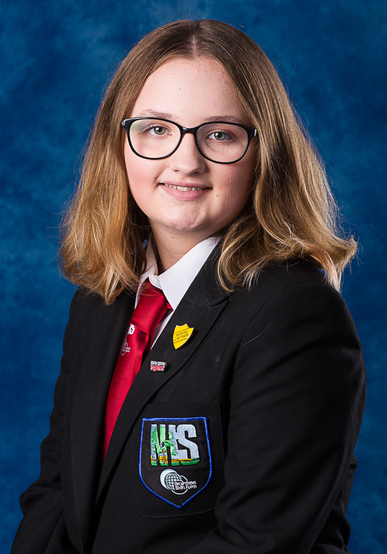 Layla Hall - House Captain