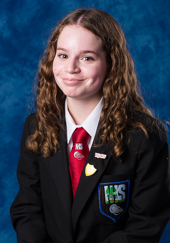 Natalia Martin - House Captain