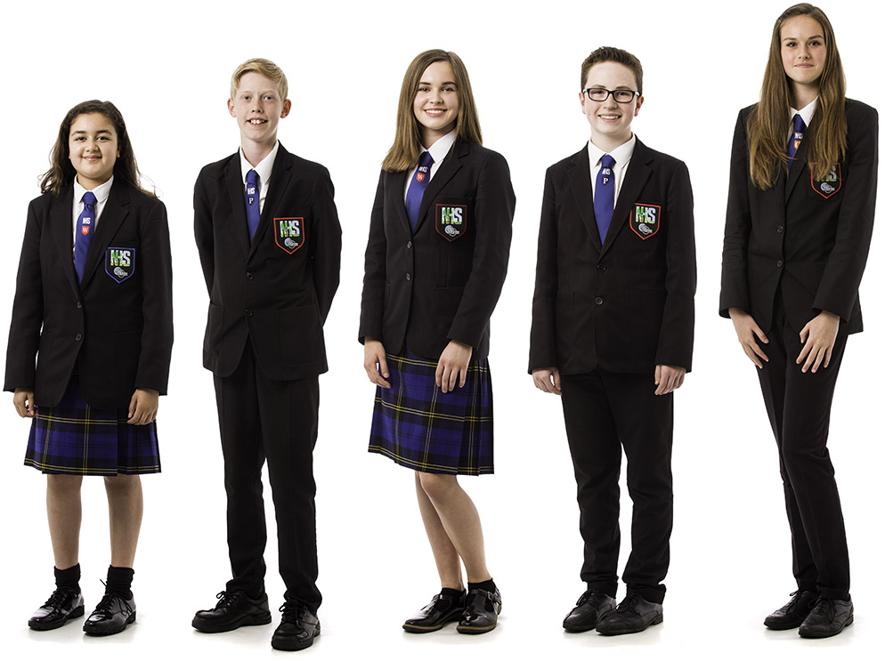 Notley High Uniforms, Academic Year 2017 onwards