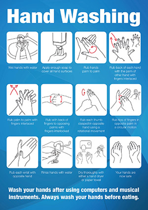 Hand Washing Guidance