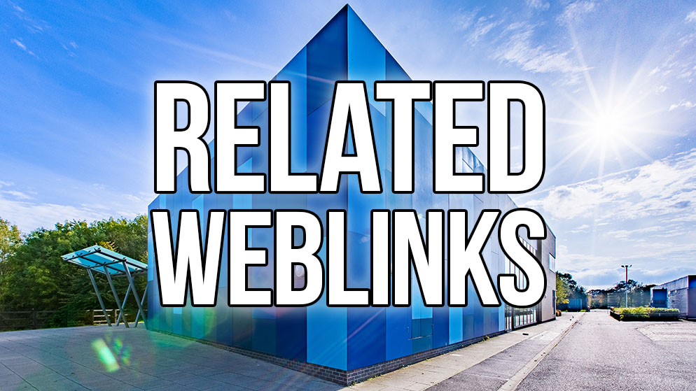 Weblinks related to Student Wellbeing