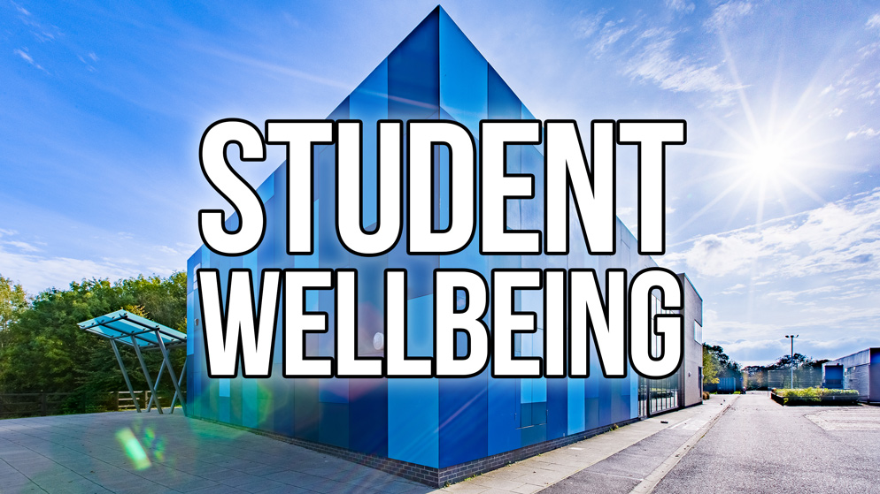 Student Wellbeing: Help and Support