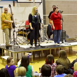 Staff Band: Red Nose Day