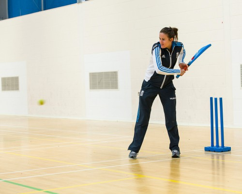Lydia Greenway - England Cricket