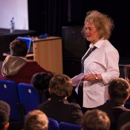 Year 11 (Fun Assembly)