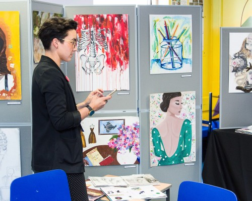 Creative Arts Evening 2016