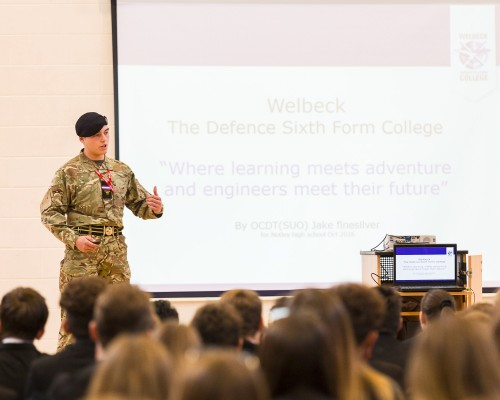 Welbeck Military College Presentation