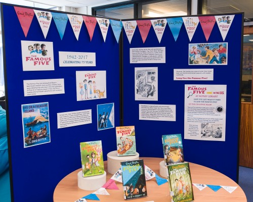Enid Blyton  - Library Celebration