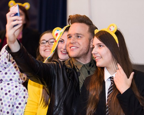 Olly Murs for Children in Need