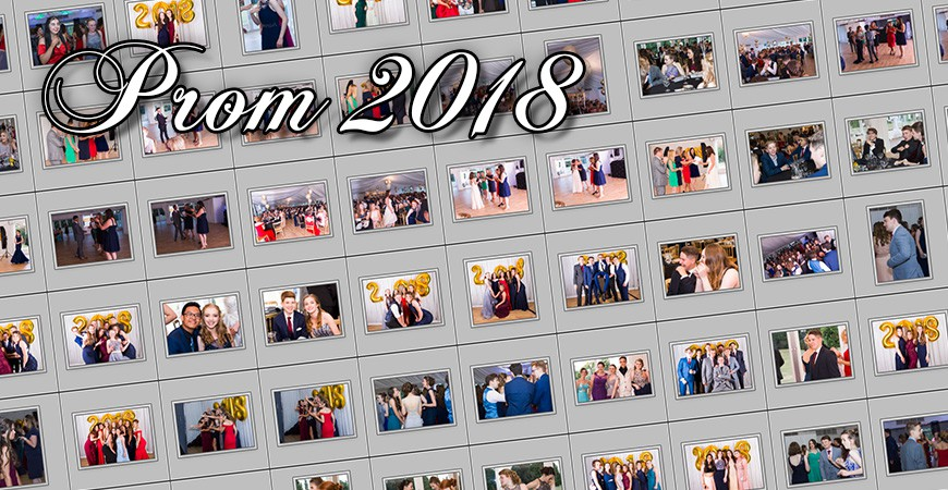 Year 11 Prom 2018 Photos - Finished and Online