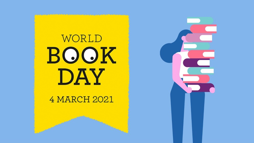 World Book Day - 4 March 2021