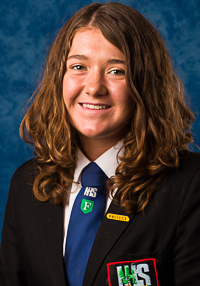 Josie-May Reynolds - Sports Captain