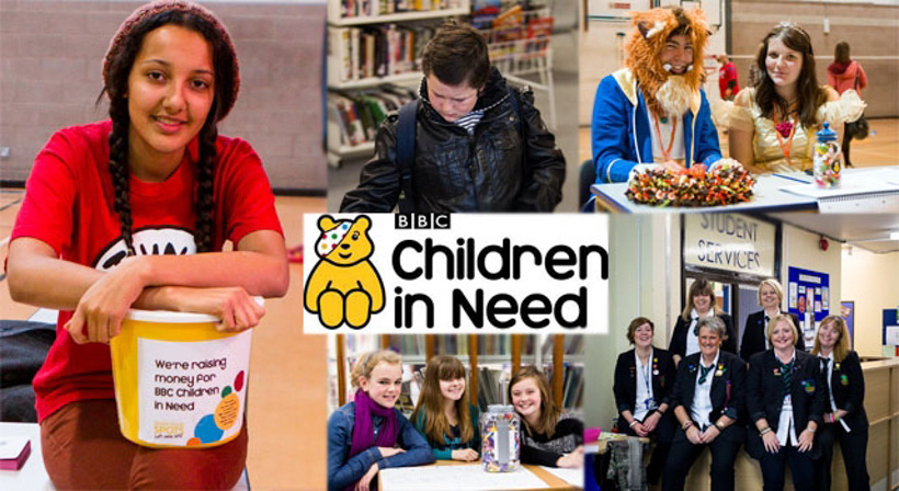 Children in Need 2012