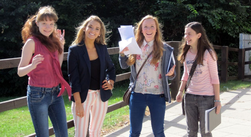GCSE Results 2012