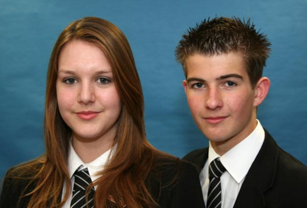 New Head Boy and Girl Appointed